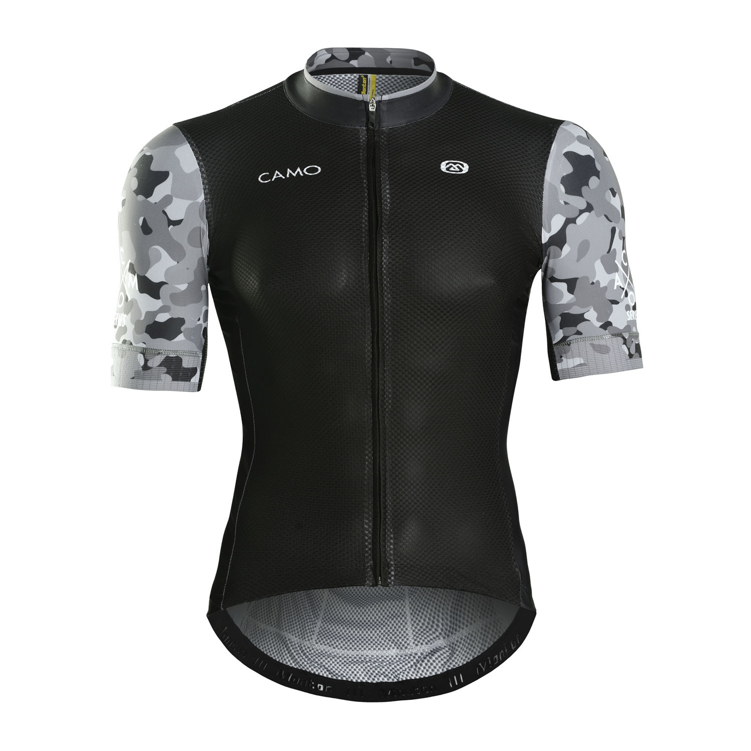Monton 2016 Mens Short Sleeve Cycling Jersey PRO CAMO Disguiser Bicycle Top 42c6040a9