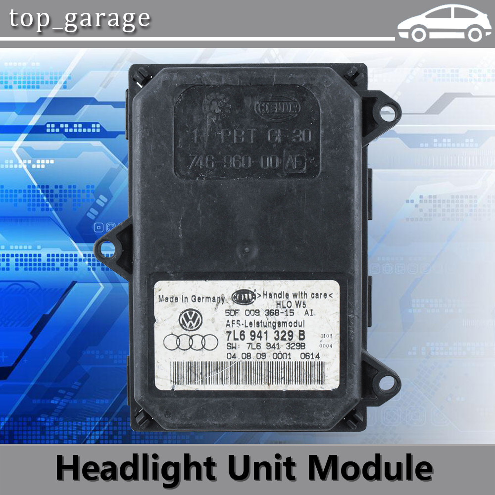 Details about 7L6941329B OE AFS-Leistungsmodul Module Unit for Audi VW  Skoda Cornering Light