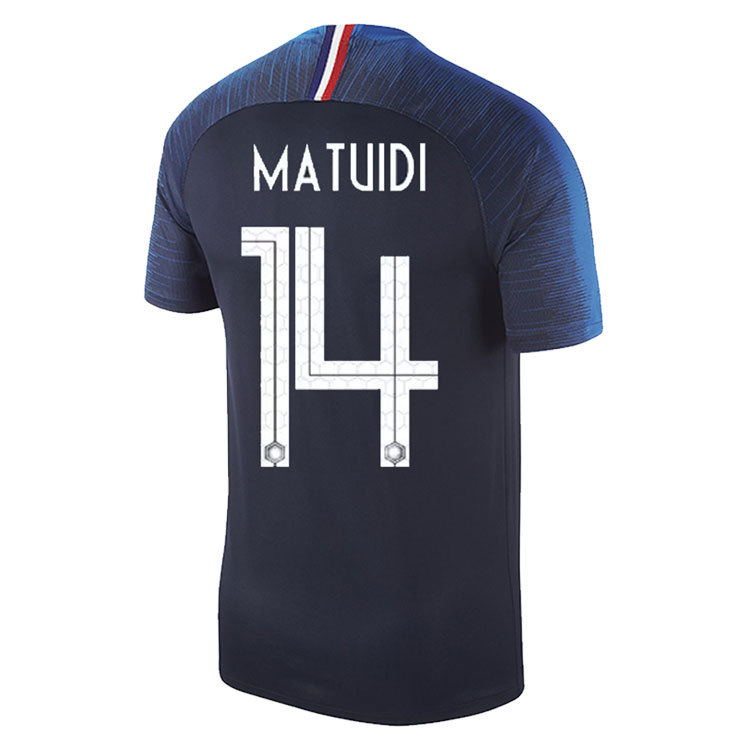 140f1f932 2018 France World Cup 2 Star Soccer Jerseys For Mbappe DEMBELE POGBA  GRIEZMANN