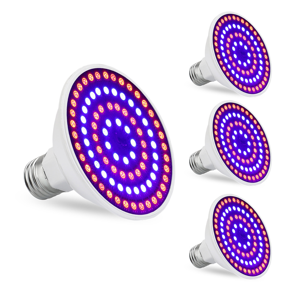 20W E27 90 LEDs Pflanzenlampe Wachstumslampe Pflanzenleuchte ...
