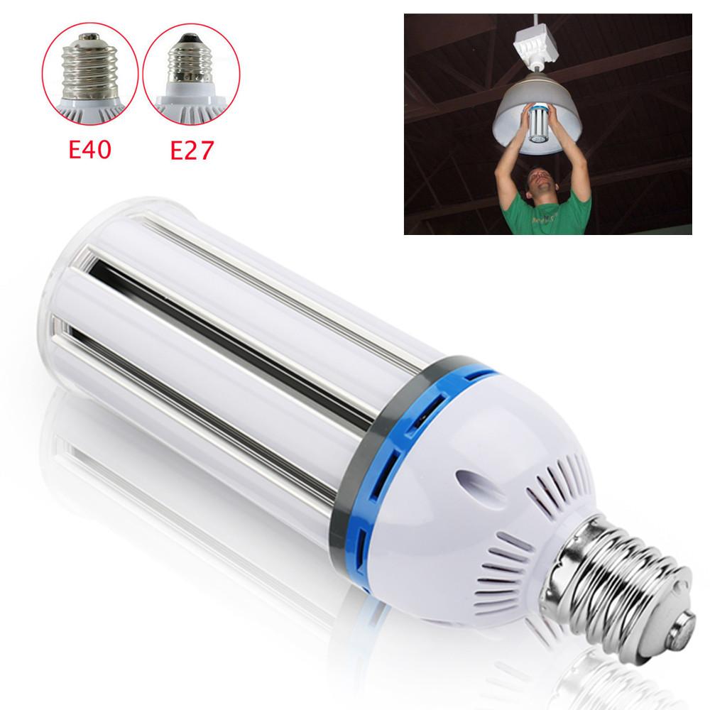65w e27 e40 led gl hbirne mais licht leuchtmittel lampe gl hlampe birne 5730 smd ebay. Black Bedroom Furniture Sets. Home Design Ideas