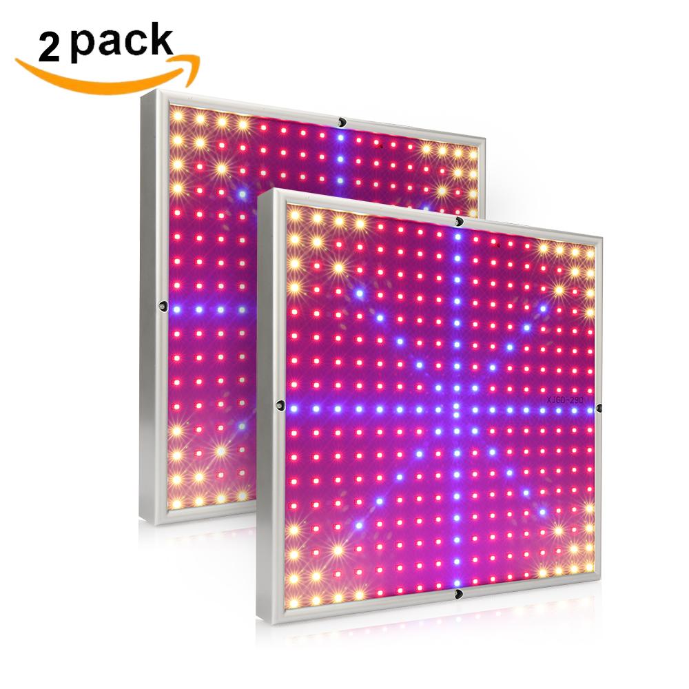 2 x 30w led pflanzenleuchte pflanzen lampe licht grow wachstumslampe h ngekabel ebay. Black Bedroom Furniture Sets. Home Design Ideas