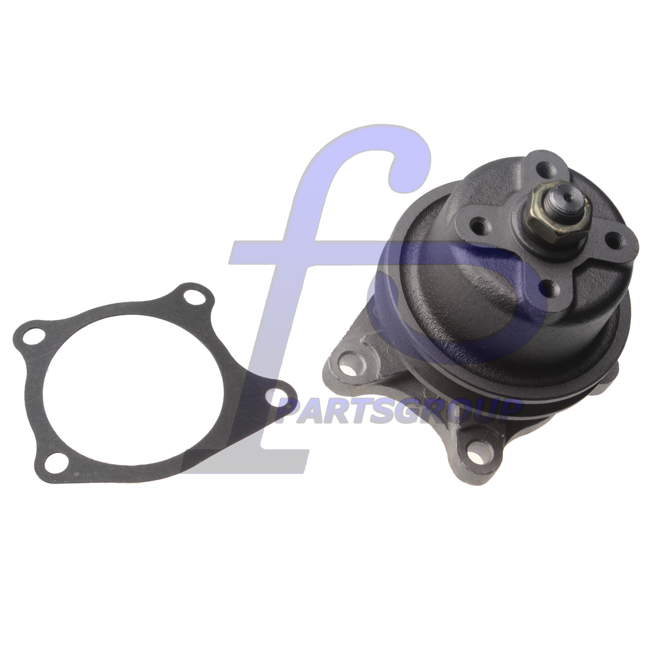 Water Pump for Kubota L245 L245DT L245F L245H L295 L295DT with Later Serial #