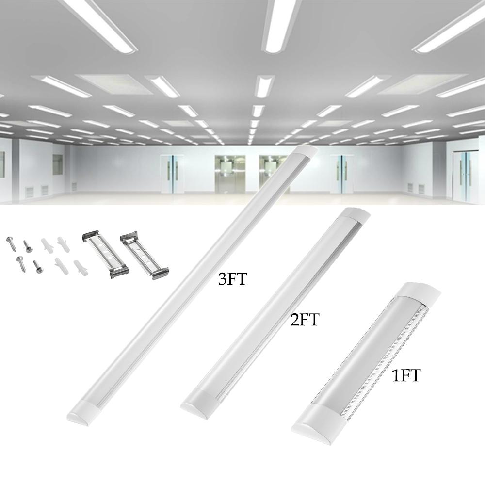 1FT 2FT 3FT 4FT Led Ceiling Lights Tri-Proof Batten Linear