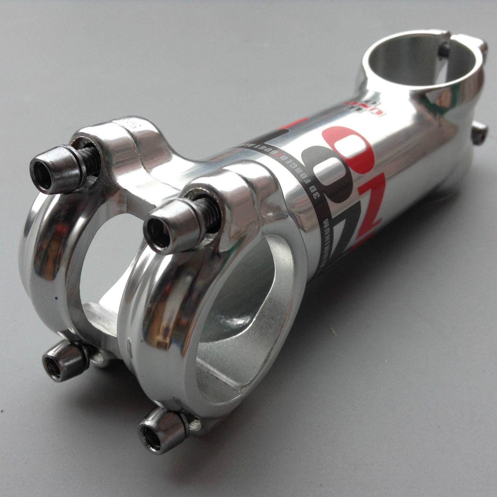 1pc MTB Road Mountain Bike Bicycle Stem Aluminium Alloy 7°//17°//35° 31.8*60-130mm