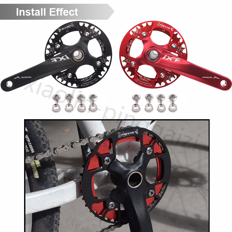 SNAIL 32-36t 104bcd 10//11 Speed Narrow Wide Chainring