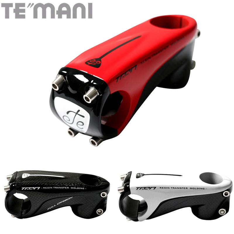 Bike Stem 31.8 mm Carbon Fiber Handlebar Riser 10 Degree -80//90//100//110mm
