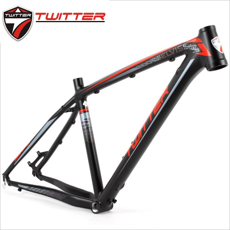 27.5er Aluminum Alloy Mountain Bike Frame 15.5/16.5/17.5\
