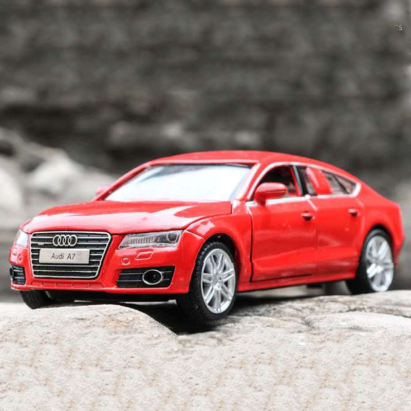 Audi A7 1:32 Alloy Diecast Model Car Toy Collections