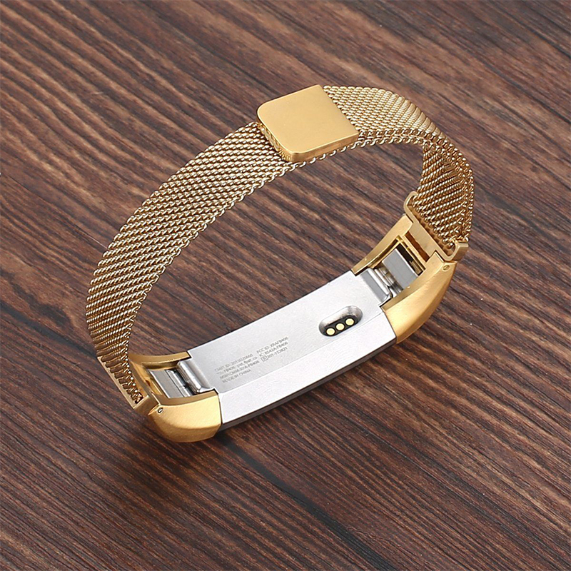 Stainless-Steel-Replacement-Spare-Band-Strap-for-Fitbit-Alta-Alta-HR thumbnail 29