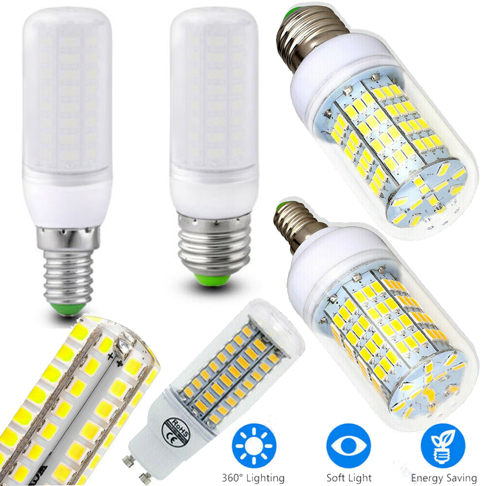 G9 LED Mais Licht Glühbirne Birne Leuchtmittel Lampe 3,5W 24 LEDs