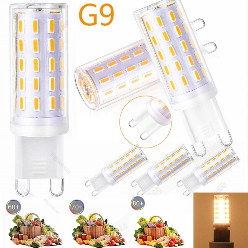 No Flicker G9 Led Bulb 50w 5 No Strobe 5w Non Dimmable G9 Base Led Light Bulb Hombuilt Com