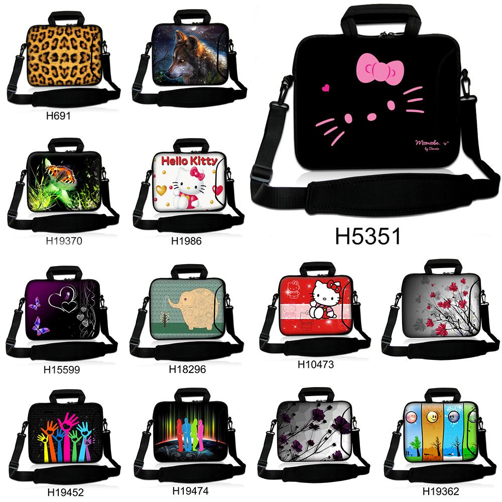 """15/"""" 17/""""Notebook laptop Messenger Pouch Shoulder Case Bag Handbag For Dell Lenovo"""