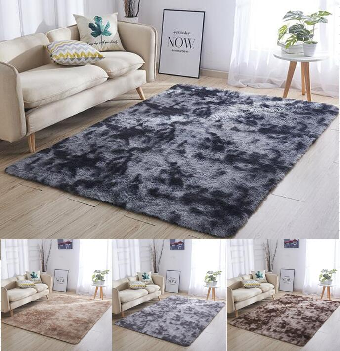 Details about Soft fluffy Rug carpet artificial fur furry rectangular  carpet bedroom decoratio