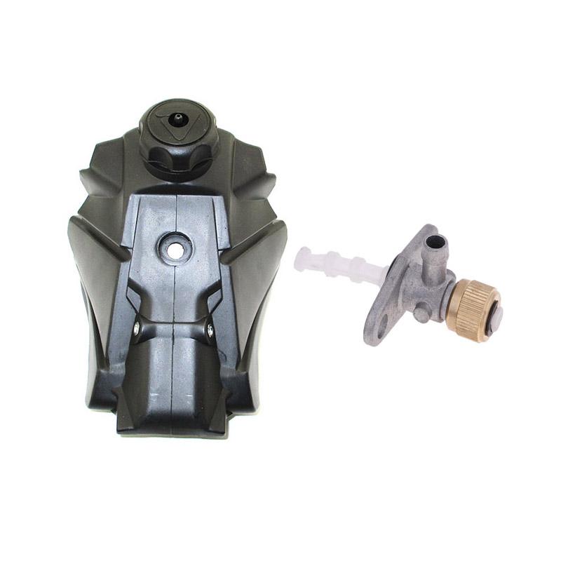 NEW Screw Gas Fuel Tap Petcock Switch For KTM 50 JR SR SX SXS XC R LC 58507003