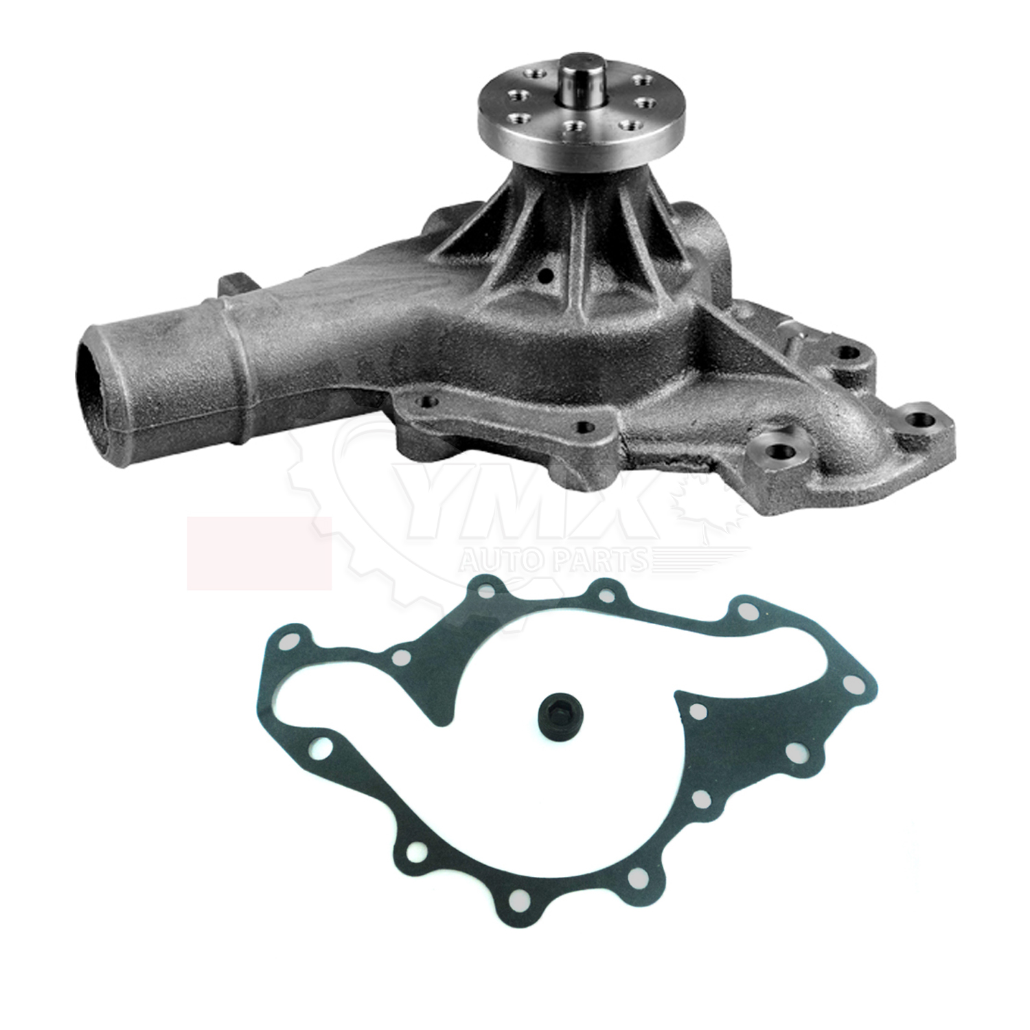 Water Pump W// Gasket For 1999-2004 Chevy GMC Hummer 6.5L V8 OHV DIESEL AW5086
