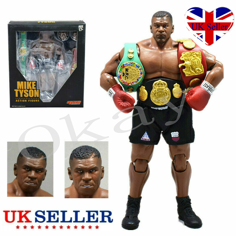 Storm Toys Mike Tyson 1//12 Scale Action Figure Toy Gift New Vol.2 in retail box