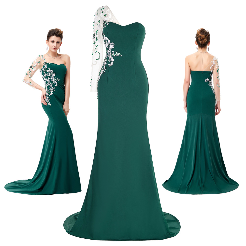 Grace Karin Women Ball Gown Evening Prom Party Bridesmaids Formal ...