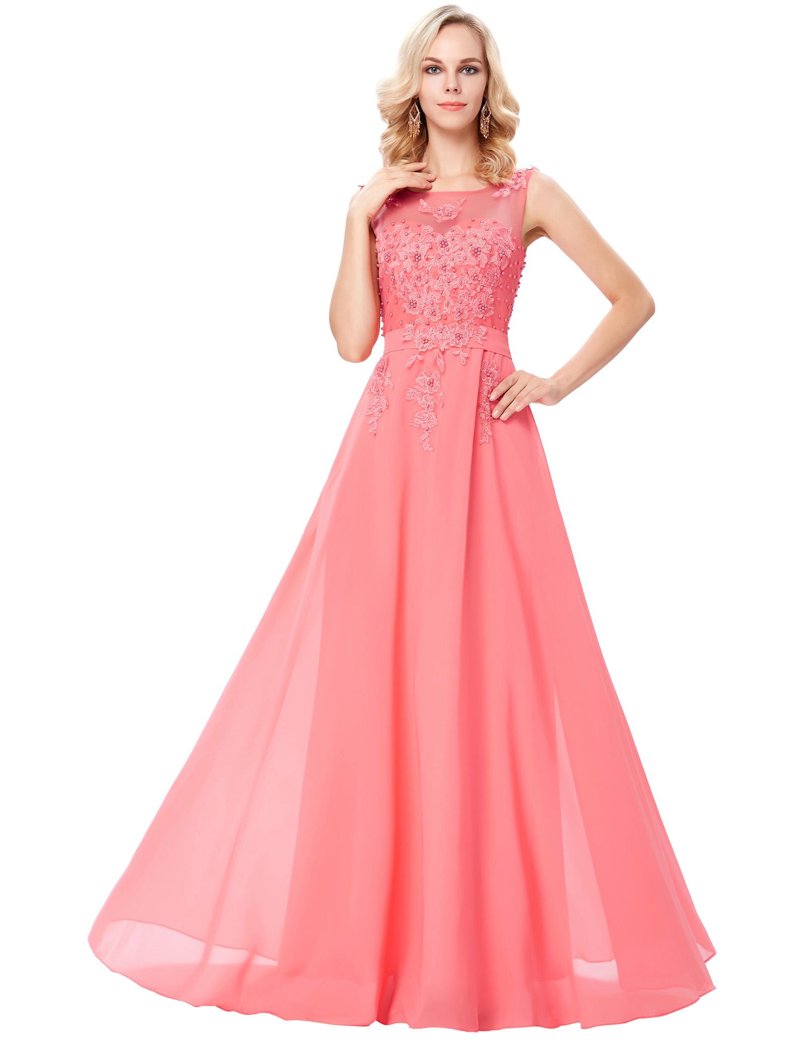 Hermosa Vestidos De Dama En Línea Australia Vuelos Composición ...