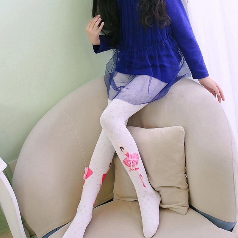B b mignon enfant filles coton chaude collants chausettes for Collant mural francais