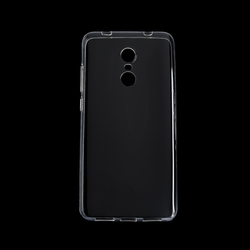 Details about Case For Xiaomi Redmi Pro Ultra Thin Crystal Clear Silicone TPU Back Shell Cover
