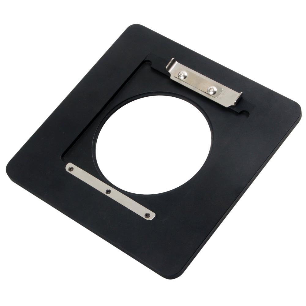 to 158x158mm Linhof Toyo 99x96mm Lens Board Converter