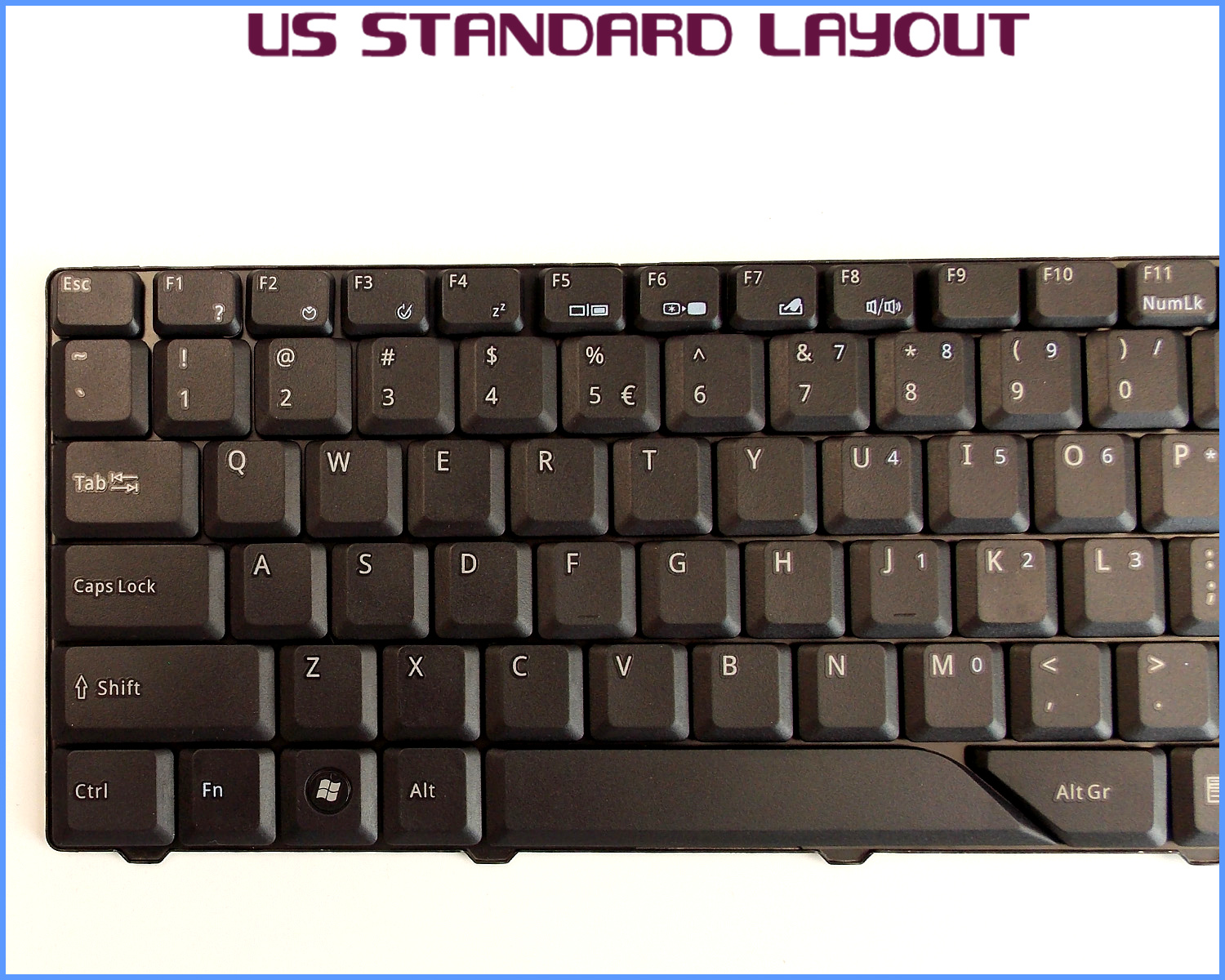 New Laptop US Keyboard for Acer Aspire 6920G 5220 5920 5910 AS5930 4715 4315