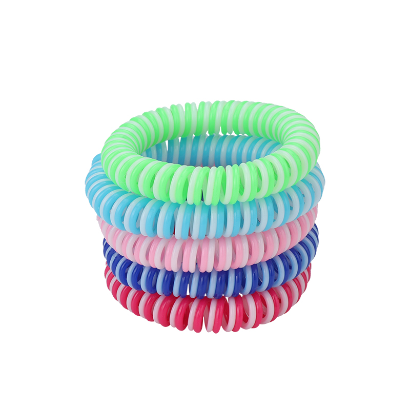 10Pack+24Patch Mosquito Repellent Bracelet Band Pest Control Insect Bug Repeller