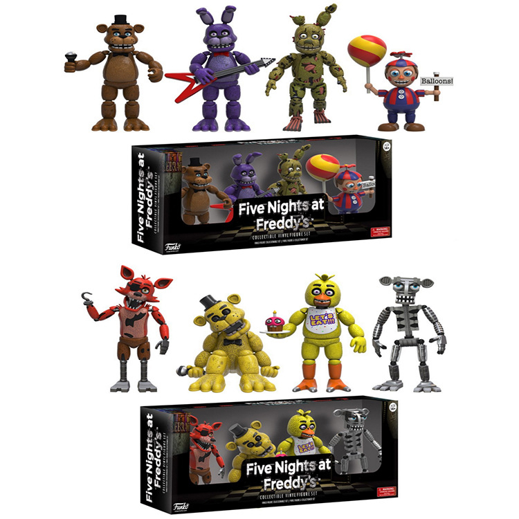 Brand New Five Nights at Freddy/'s Chica Costume Kit