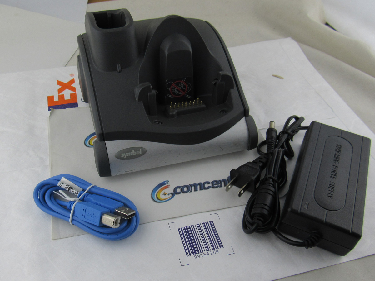 Cradle For Mc9090 Mc9060 Usb Sync Dock Charger Mc9190 For Symbol