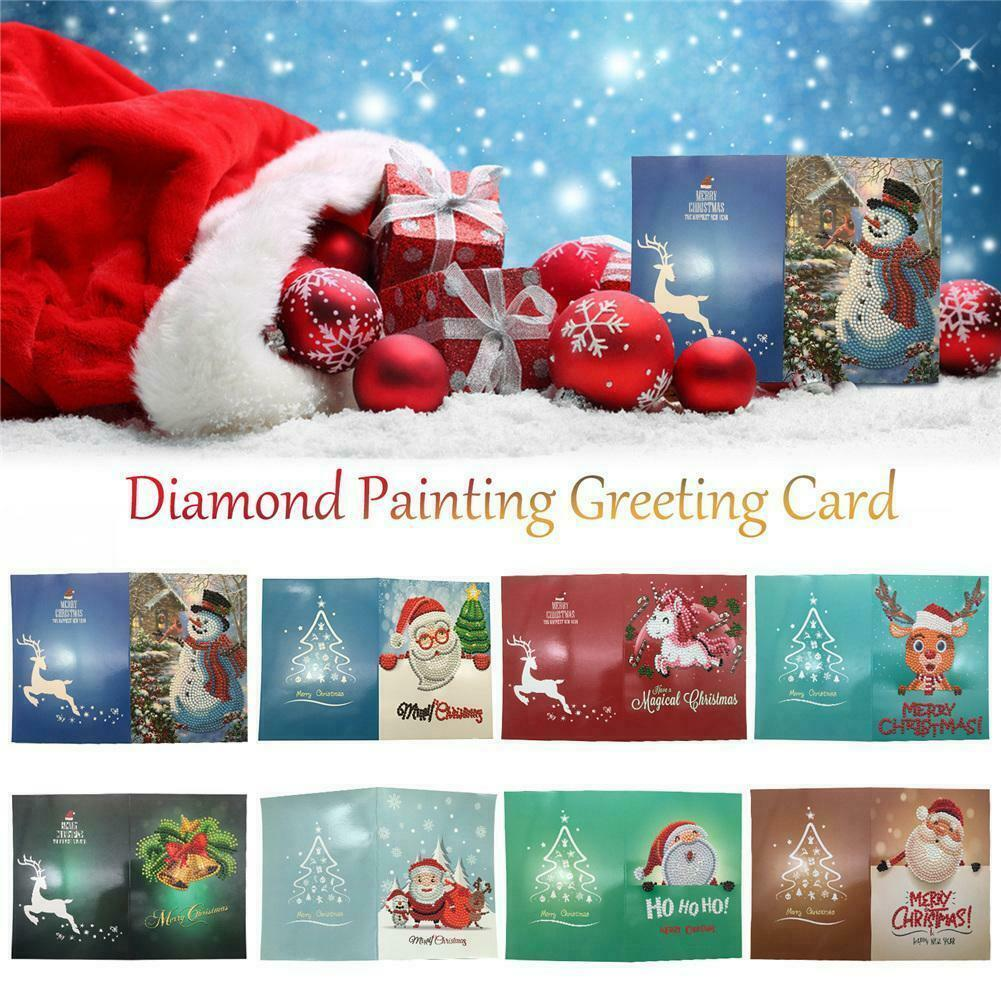 GB* 1 Set DO IT YOURSELF CARDS w//Accessories CHRISTMAS Holiday DIY *YOU CHOOSE*