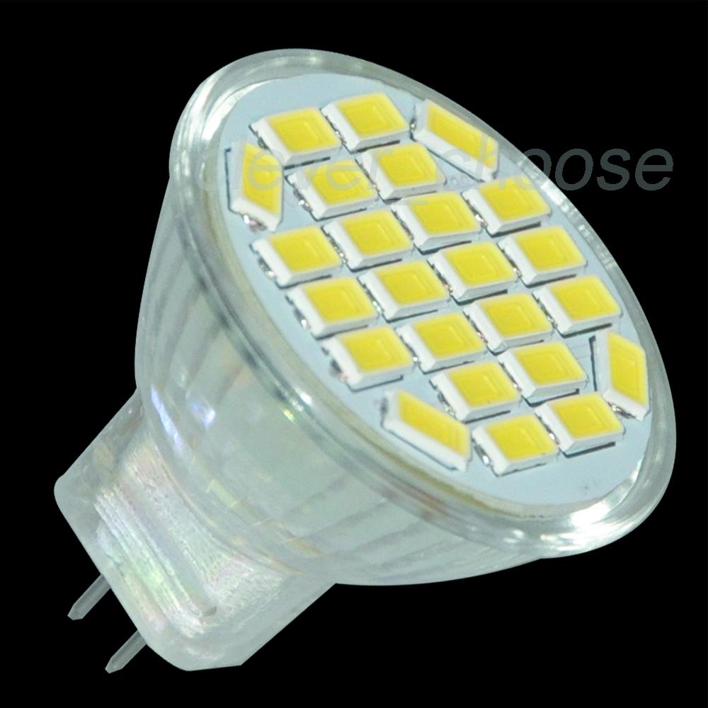 10x G4 12 SMD 5730 LED Lampe Birne Licht Leuchtmittel weiss 200LM DC 12V 1.6W