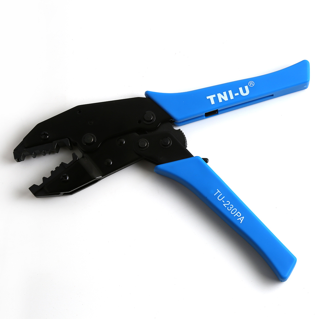 TU-230PA Portable Lock Controlled Switch Crimping Press Plier For BNC Connector