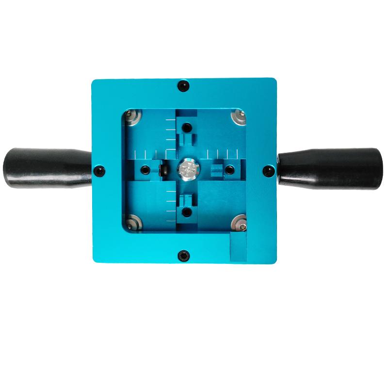 Universal BGA Reball Stations 90*90mm Reballing Station Blue Reball Kit