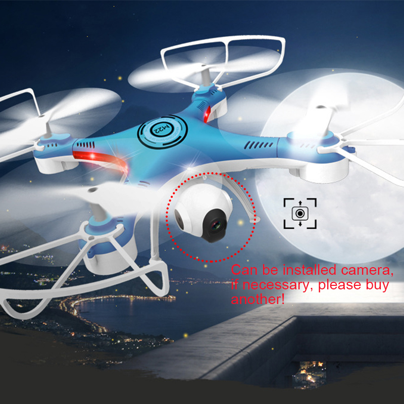 M22 Quadcopter Helicopter Electric Drone Plane Toy 4CH 6 Axis Gyro Channels