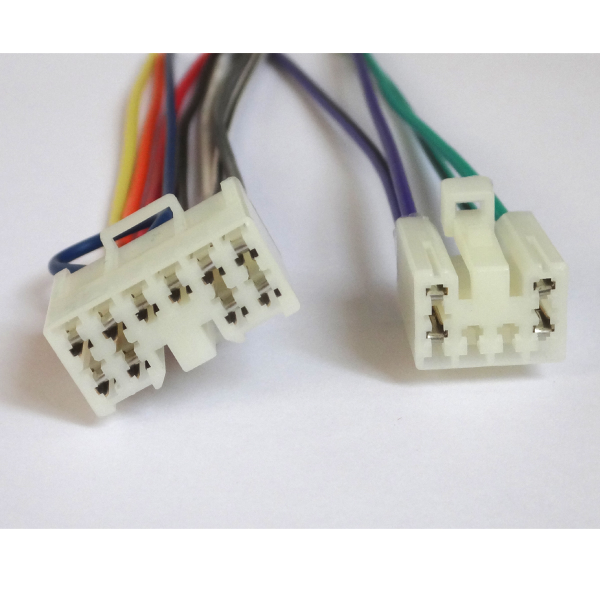 radio reverse male wire wiring harness echo camry celica corolla rh ebay com