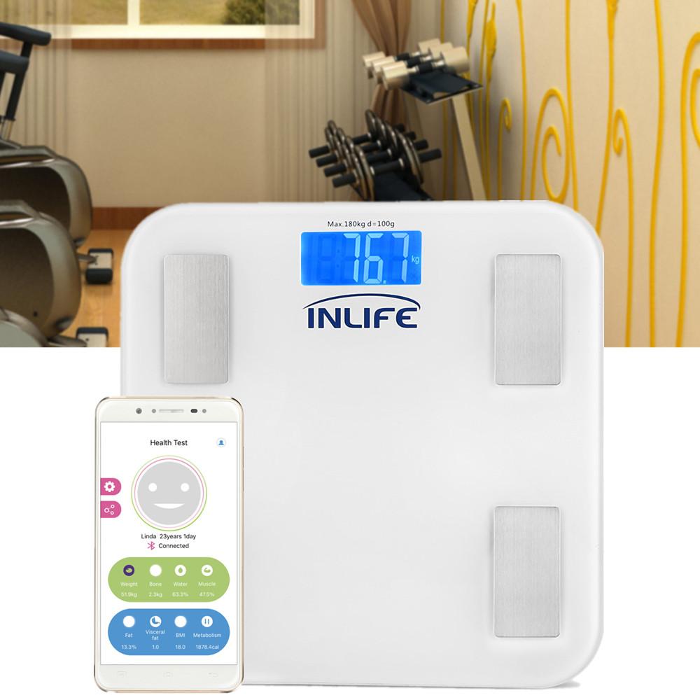 Smart Touch Weight Measure 180kg Digital Track Body Bmi Fat Timbangan Badan Personal Scale Indeks Kesehatan Art Water Muscle Calorie Bone Bathroom 400lb Ebay