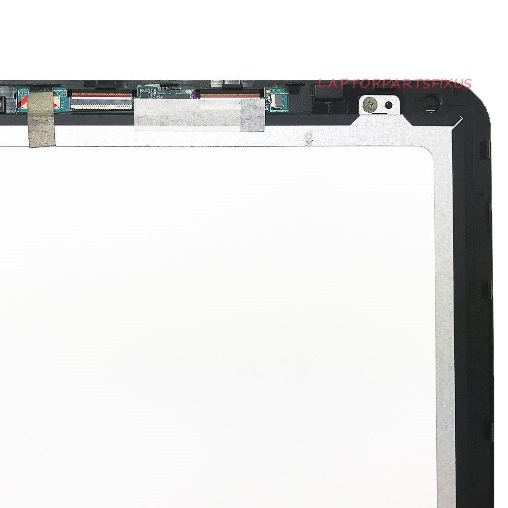 TouchScreen Digitizer Glass Panel+Bezel For HP Pavilion X360 15-bk000 15-BK152NR