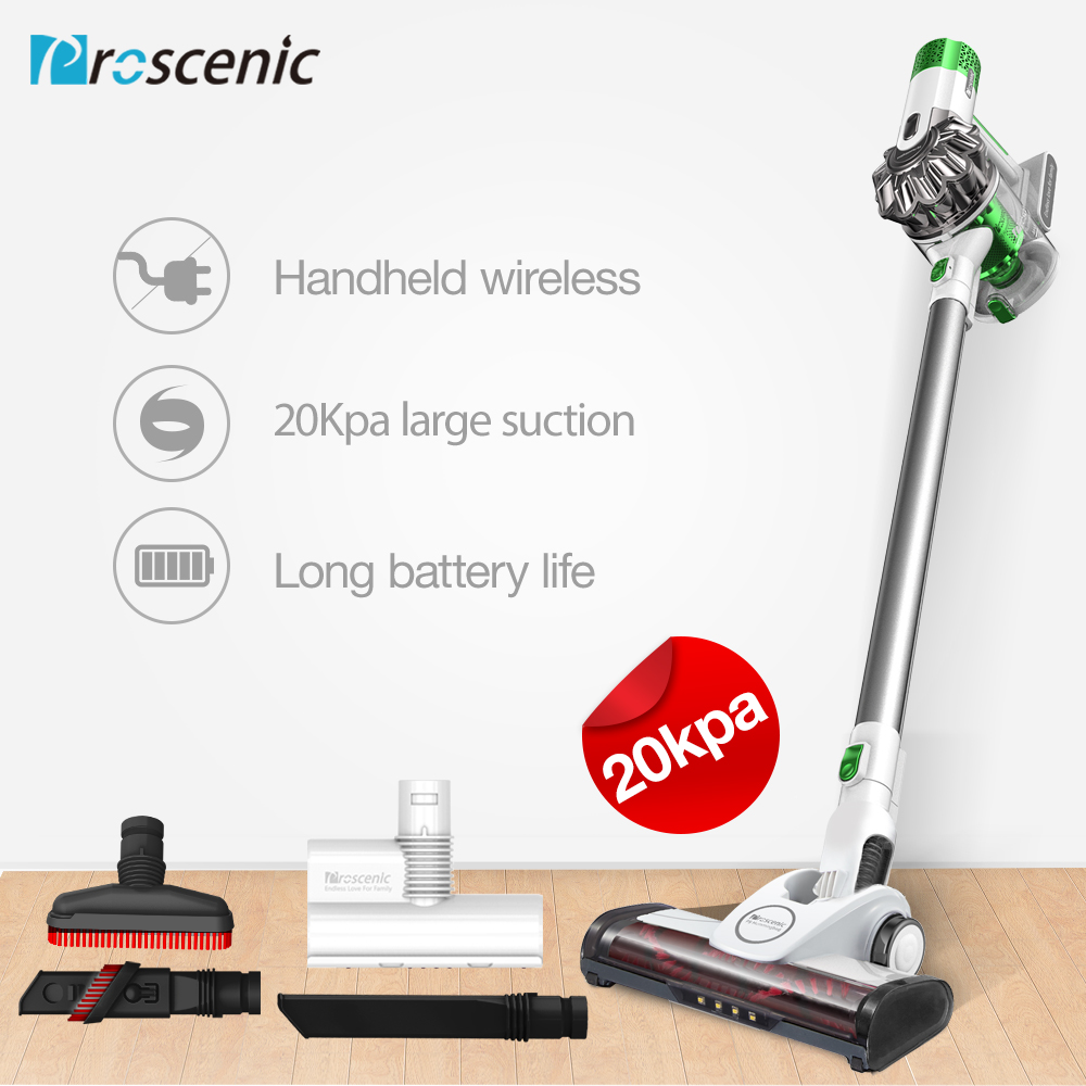Details about Proscenic P9 2020 120AW Vacuum cleaner Carpet Electric Brooms Upright Pet Hair