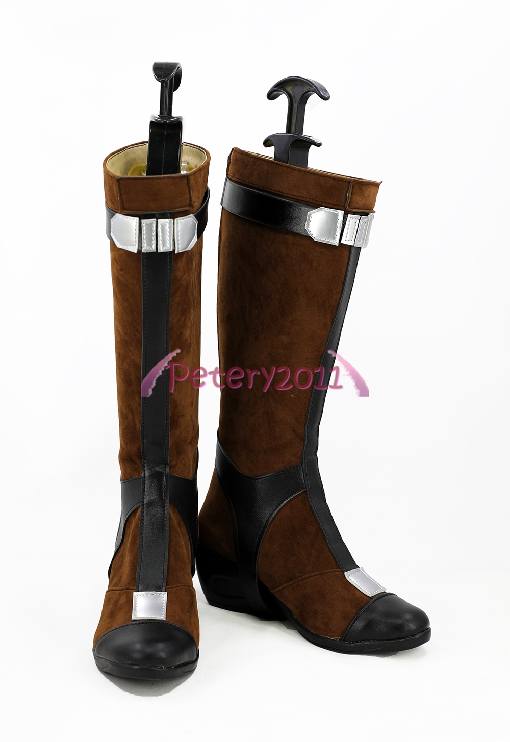 The Avengers Infinity War Captain America Cosplay Boot Shoes