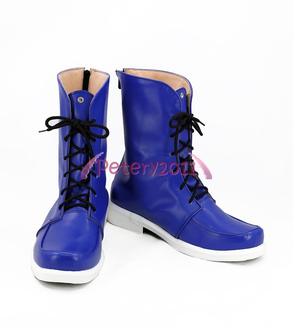 Cosplay Boots Shoes for love live sunshine Xmas Sakurauchi Riko