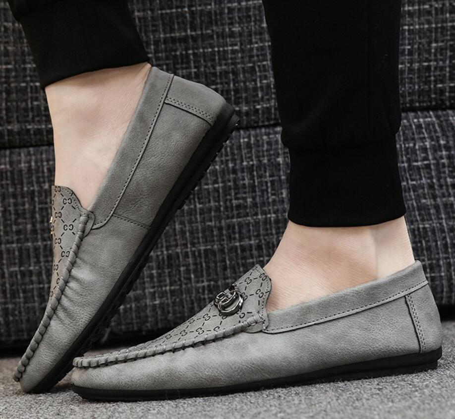 Men's Fashion Casual Shoes Slip into penny Loafers ...