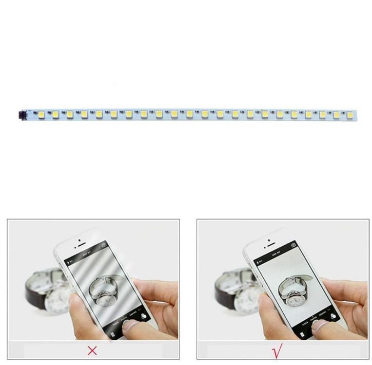 Foto & Camcorder Aufnahmetische & Lichtwürfel Geschickt Led Fotostudio Ministudio Lichtwürfel Lichtzelt Photo Box Lichtkasten Tragbar Cy