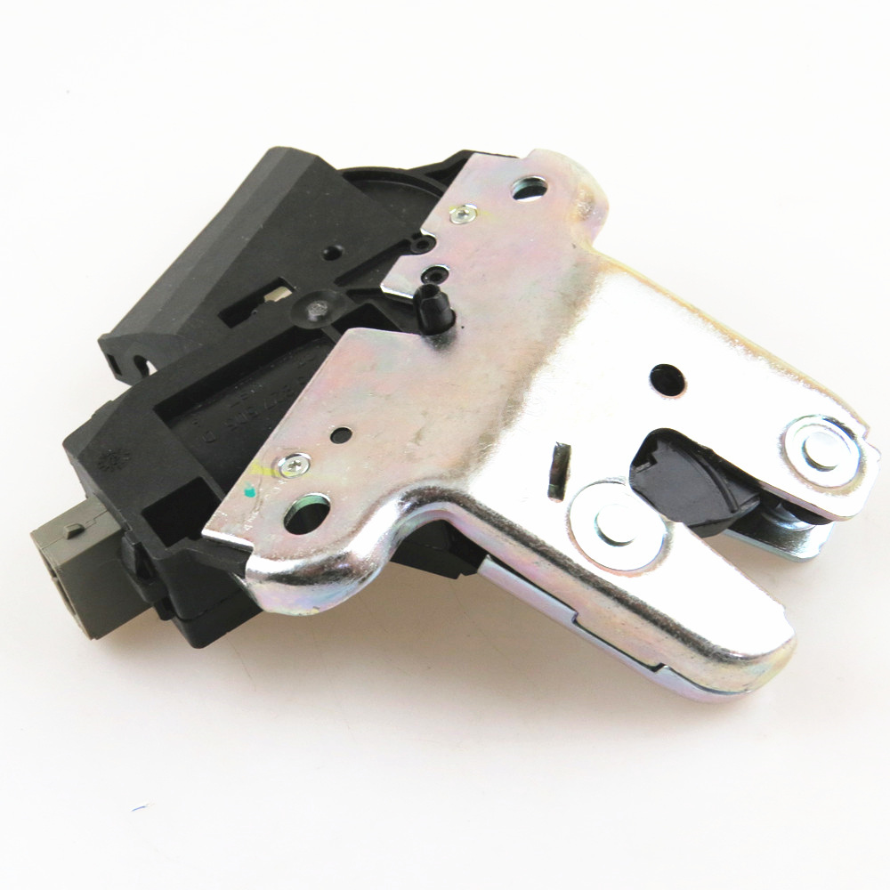 Rear Trunk Lid Lock Latch Actuator 4F5827505D Fits for VW EOS Jetta MK5 Passat B6 3C2 B7 CC Audi A4 A5 A6 A8 Seat EXEO