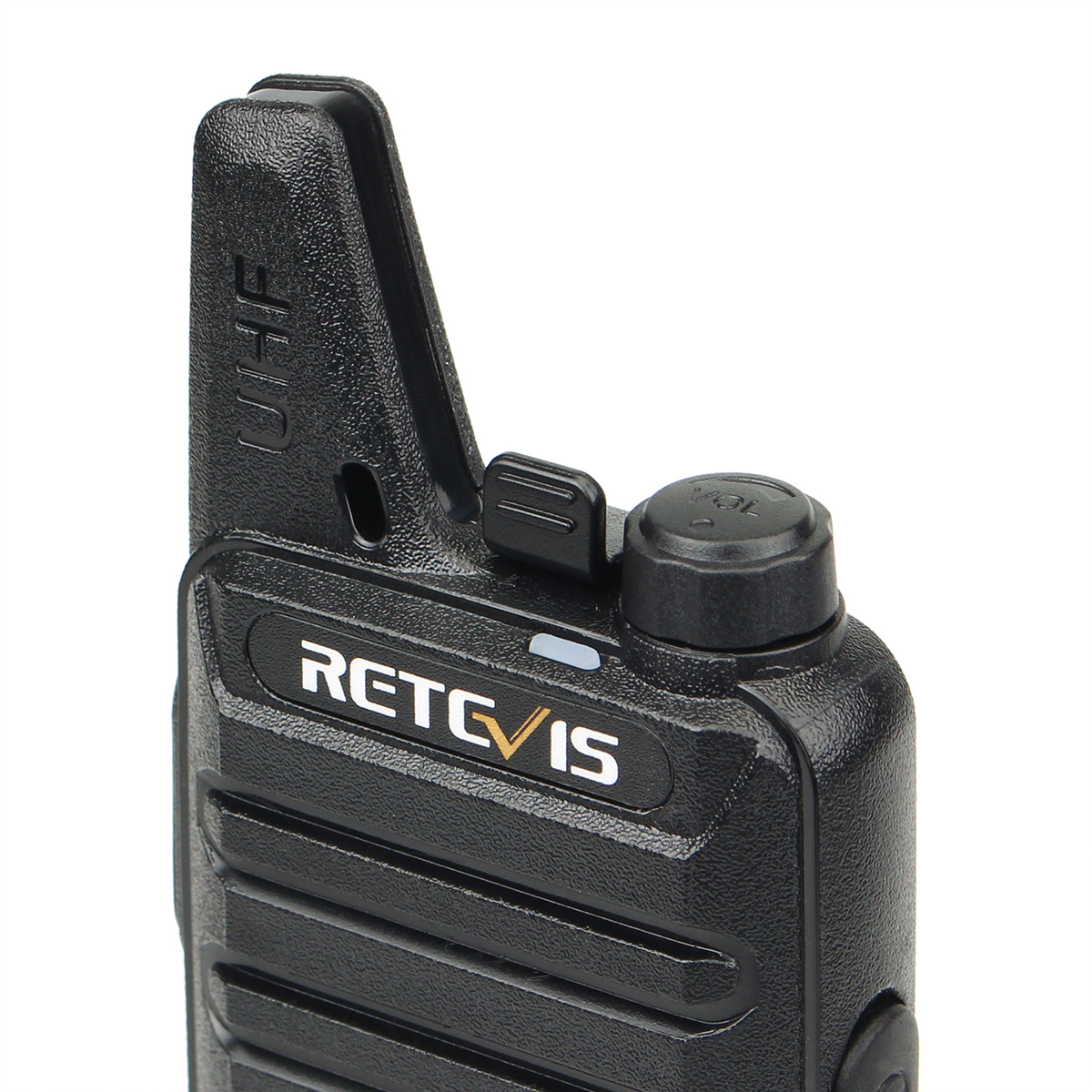 8xWalkie Talkie Retevis RT22 Two-Way Radios 2W UHF400-480MHz 16CH VOX TOT Scan