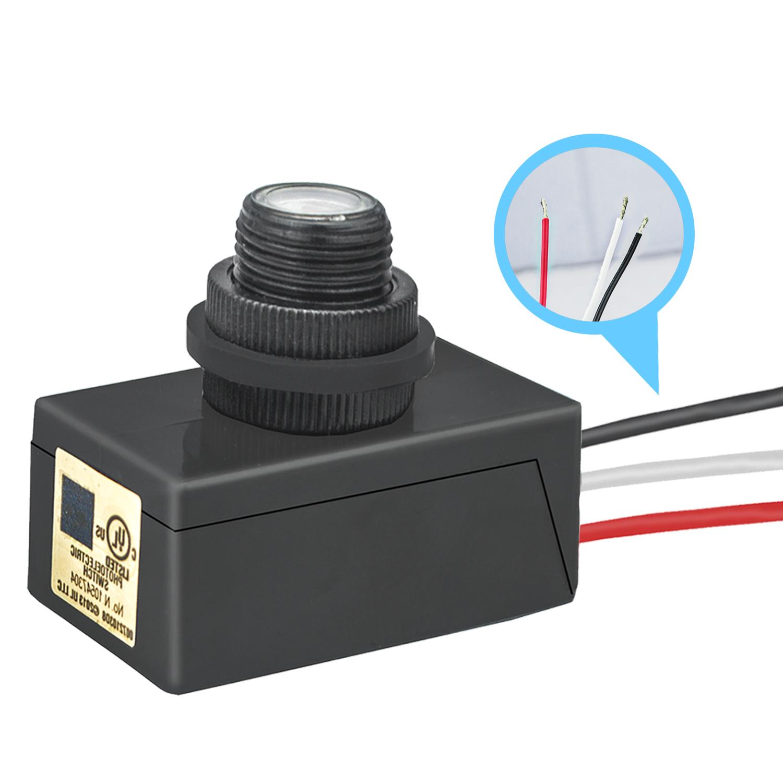 Outdoor Dusk To Dawn Light Sensor 120