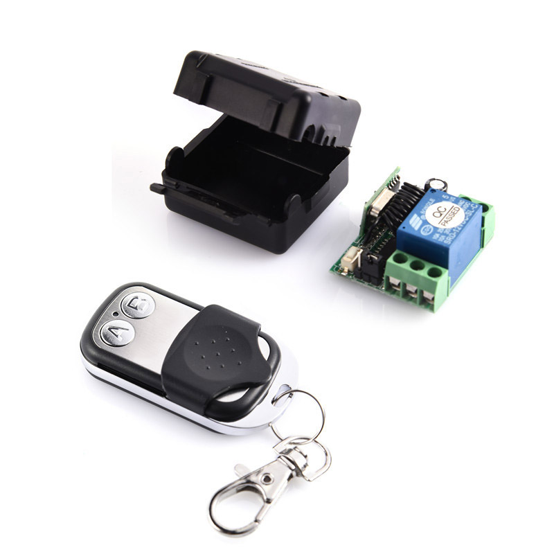 Small Led Lamp Water Pump Wireless Remote Control Switch