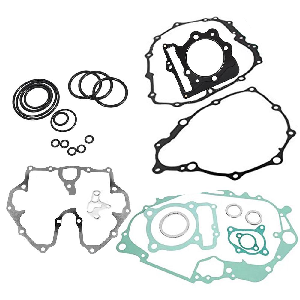 Complete Gasket Kit Top Bottom End Set For Honda Trx400ex Trx 400ex Engine Diagram 99 04