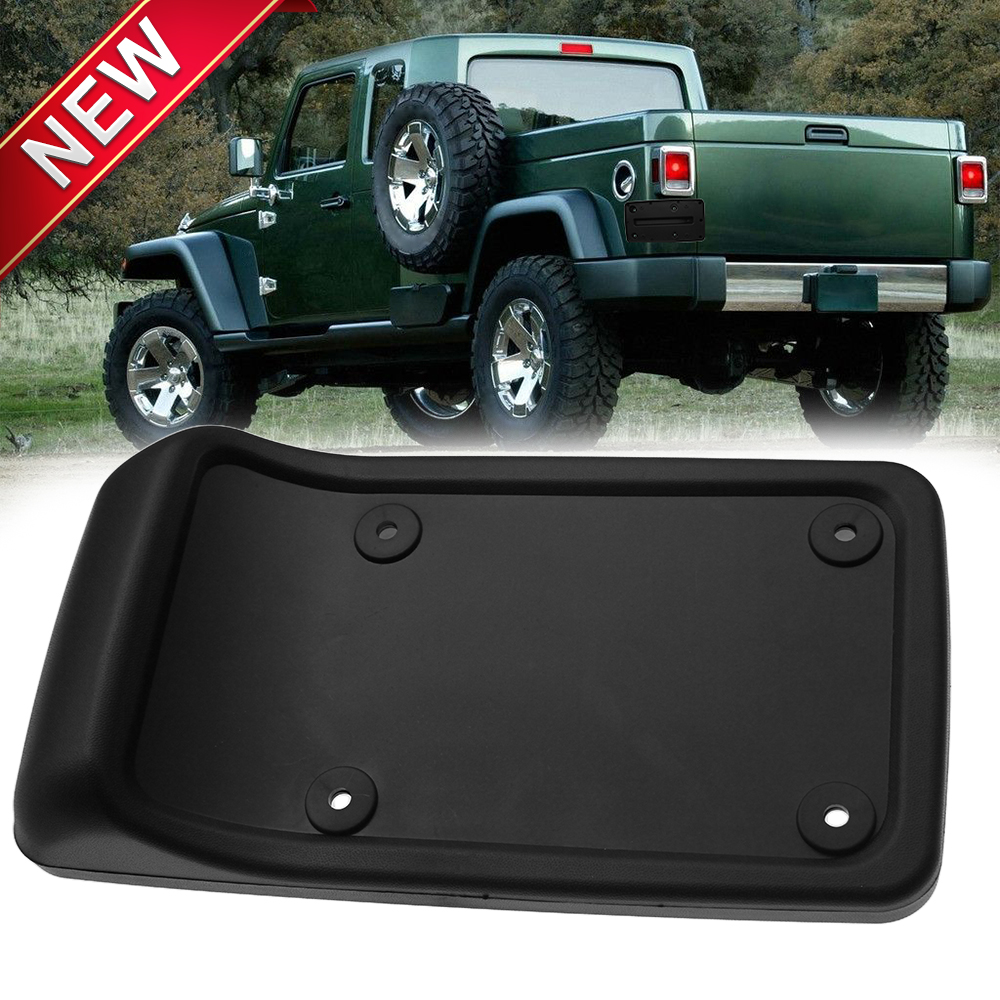 Rear License Plate Mounting Bracket Holder for 1997-06 Jeep Wrangler TJ US Stock