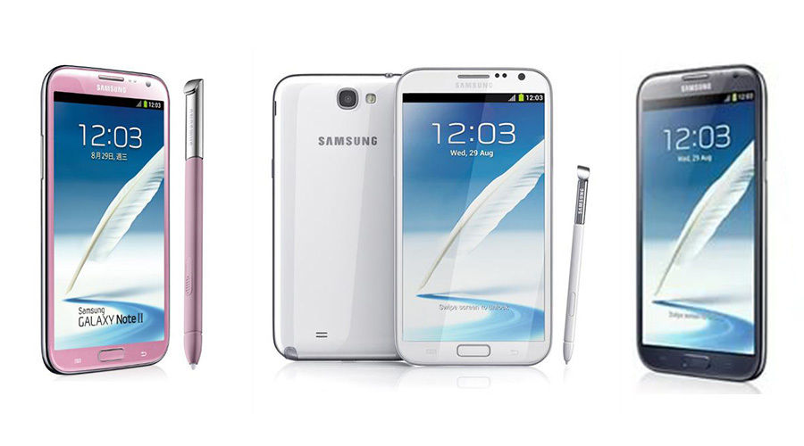 Details about 5 5'' Samsung Galaxy Note II GT-N7100 Smartphone -16GB 8MP  NFC GPS WIFI Android